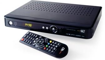 interaktive Hybrid-Box VideoWeb S500