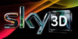 Sky 3D gestartet.