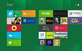 Windows® 8 Developer vs. Primetime Emmys