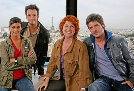 © 2009 Julie Lescaut & Team @ Etienne /TF1